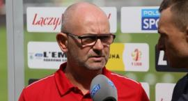 """Dominik Nowak: """"To nie było dobre spotkanie w naszym wykonaniu"""""""