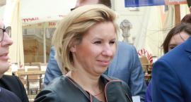 OFICJALNIE: Elżbieta Stępień wspólną kandydatką opozycji do Senatu