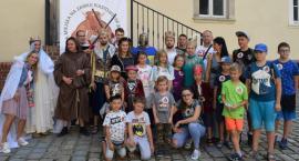 Rycerze, mnisi i zjawy poprowadzili Grę Miejską na Zamku Piastowskim