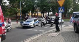 Pijany kierowca spowodował kolizję na Chojnowskiej [FOTO]
