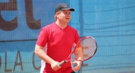 W weekend amatorskie mistrzostwa Legnicy w tenisie ziemnym