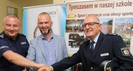 Szef policji w Wuppertalu przebywa z trzydniową wizytą w Legnicy