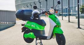 GoScooter - w Legnicy ruszyła miejska wypożyczalnia skuterów