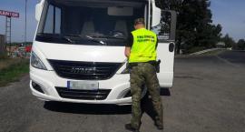 Legniccy pogranicznicy odzyskali skradzionego w Andorze kampera