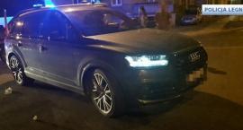 Policjanci z Legnicy zatrzymali szajkę złodziei i odzyskali kradzione Audi