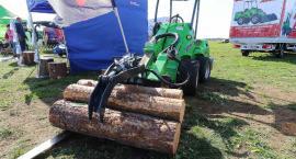 Forest Show – maszyny leśne opanowały lotnisko [ZDJĘCIA]