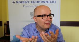 """Robert Kropiwnicki: """"Legnicki szpital należy oddłużyć i rozbudować"""""""