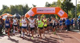 Półmaraton i legnicka dziesiątka czyli niedzielne święto biegania