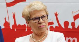 """Posłanka Szymańska: """"Tu nie chodzi o kopalnię, tylko o kopanie PiS"""""""
