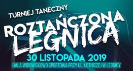 Roztańczona Legnica - turniej tańca w hali przy Lotniczej