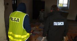 Skonfiskowali papierosy, tytoń i spirytus bez akcyzy o wartości 140 tys. zł [FILM]