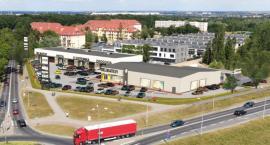 W Legnicy powstaje nowe centrum handlowe. Będzie kolejna Biedronka