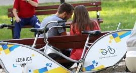 Legnickim Rowerem Miejskim pojeździmy do końca listopada