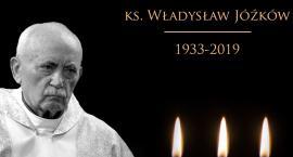 Uroczystości pogrzebowe księdza Władysława Jóźkowa potrwają dwa dni