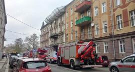 Tragedia przy ul. Lotniczej. Dwie osoby nie żyją, kamienica ewakuowana