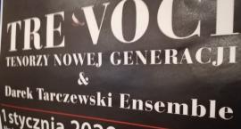 Tre Voci - tenorzy nowej, światowej  generacji w Legnicy