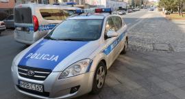 Policyjny pościg za pijanym kierowcą zakończył się na ul. Galileusza