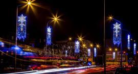 Na mikołajki miasto zabłyśnie świątecznymi iluminacjami