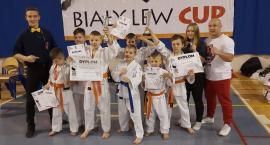 Cztery medale karateków CSW Hodana na zawodach w Szklarkiej Porębie
