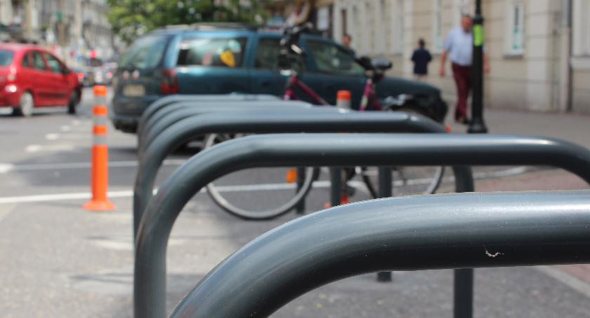 Inwestycje, Dziurawa sieć rowerowa - zdjęcie, fotografia