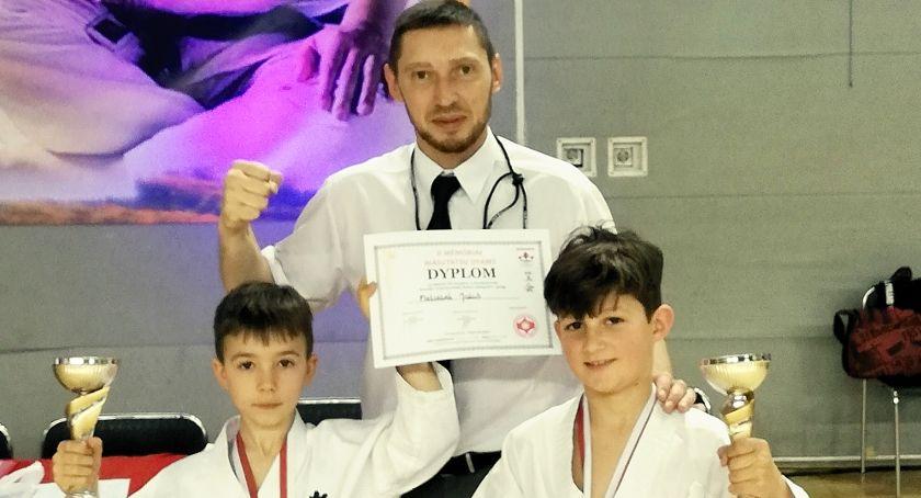 Sporty Walki, Memoriałowe karate - zdjęcie, fotografia