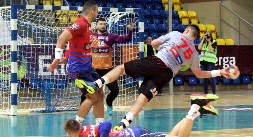 Piłka ręczna, Lepsza Energa Kalisza - zdjęcie, fotografia