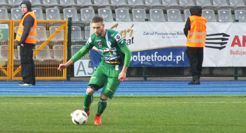 Piłka nożna, Nieudana wyprawa Koszalina - zdjęcie, fotografia
