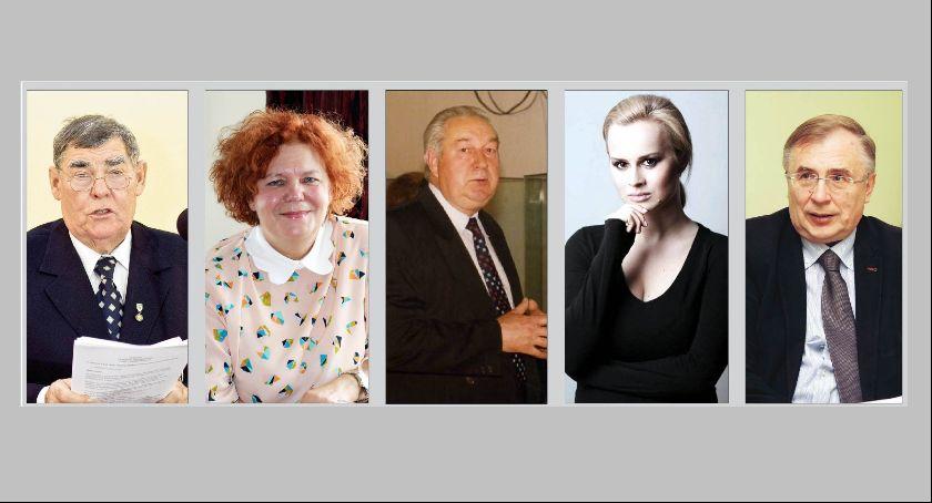 Znane osoby i celebryci , Nagrodzeni przez Miasto - zdjęcie, fotografia