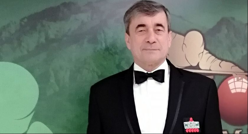 Pasje, Kazimierz Olejniczak czyli życie snookerowym stole - zdjęcie, fotografia