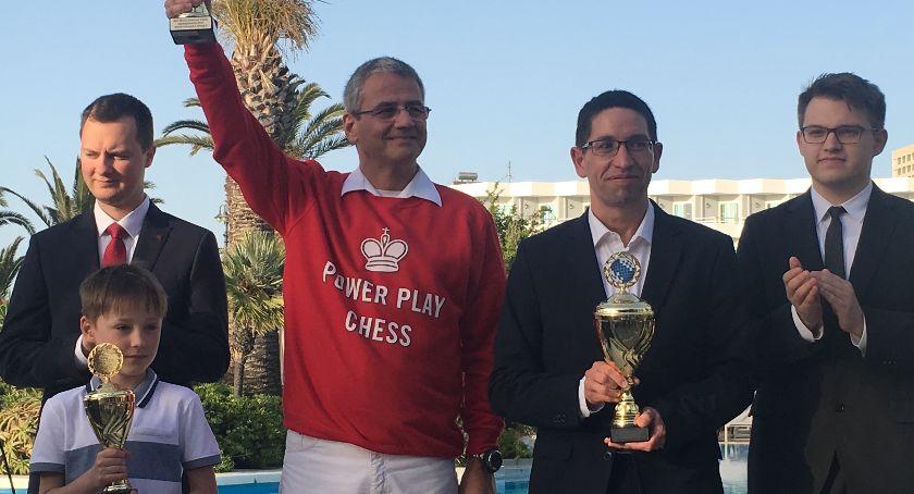 Szachy, Wielkie sukcesy kaliskich szachistów Mistrzostwach Świata - zdjęcie, fotografia