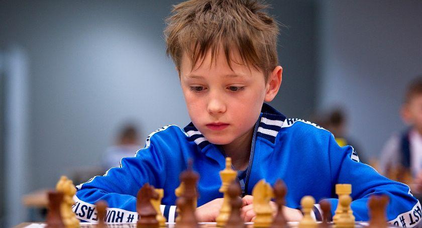 Szachy, Kaliszanin Filip Ochędzan brązowym medalistą Mistrzostw Polski szachach - zdjęcie, fotografia