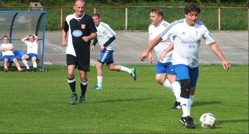 Piłka nożna, Oldboye ciągle formie! Kalisz Kalinowa zdjęcia - zdjęcie, fotografia