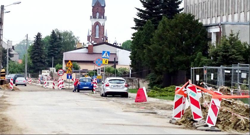 Drogownictwo, Przebudowa ulicy Kordeckiego kolejny odcinek wyłączony ruchu - zdjęcie, fotografia