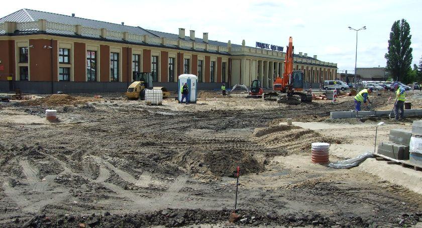 Inwestycje, Kaliszanie odcięci dworca - zdjęcie, fotografia