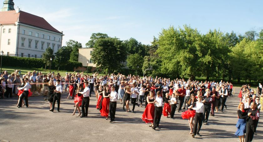 Atrakcje i Ciekawostki, Rekord Polski Tango Argentino pobity - zdjęcie, fotografia