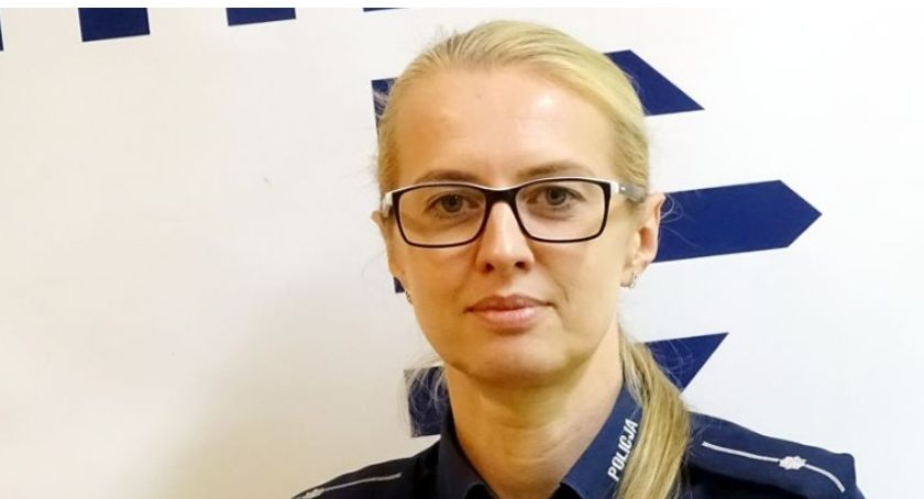 Kronika Kryminalna, Rowerzysta potrącony pasach - zdjęcie, fotografia