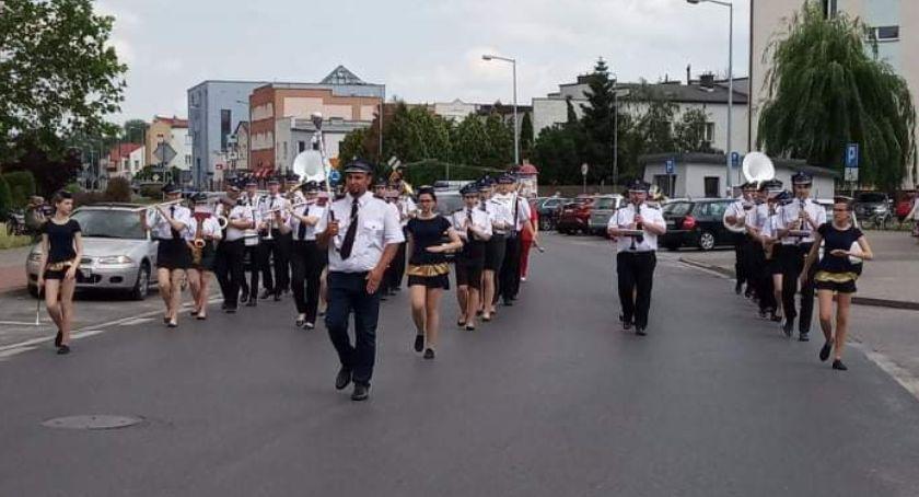 Koncerty, Triumf orkiestry Rajska - zdjęcie, fotografia
