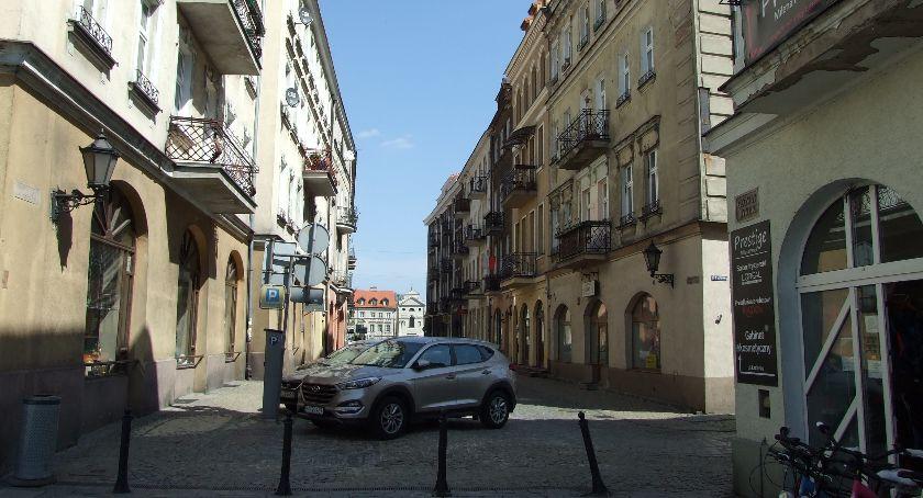 Miejski krajobraz, Podmienili - zdjęcie, fotografia