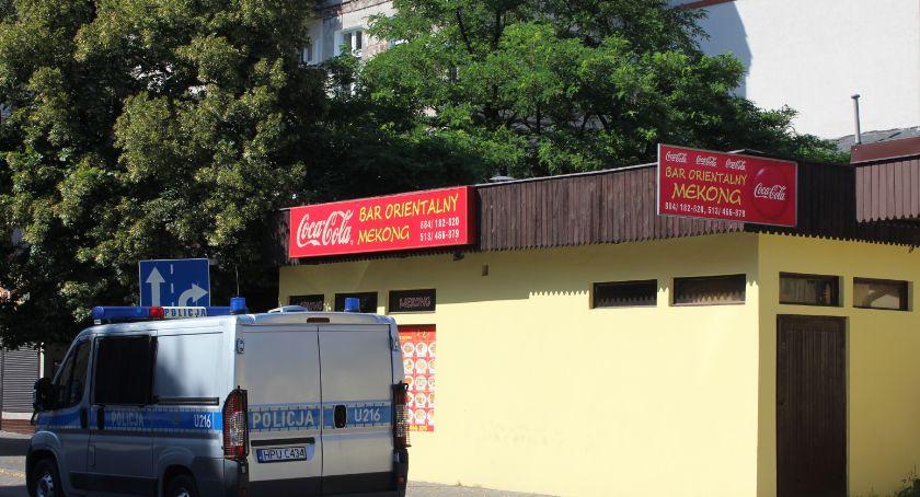 Kronika Kryminalna, Napad właściciela lokalu Fabrycznej - zdjęcie, fotografia