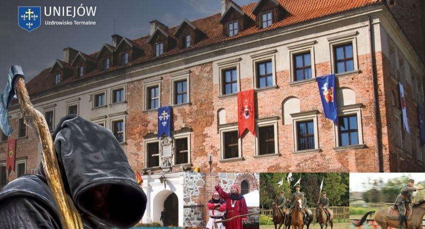 Atrakcje i Ciekawostki, Igraszki katem turniej rycerski Uniejowie - zdjęcie, fotografia