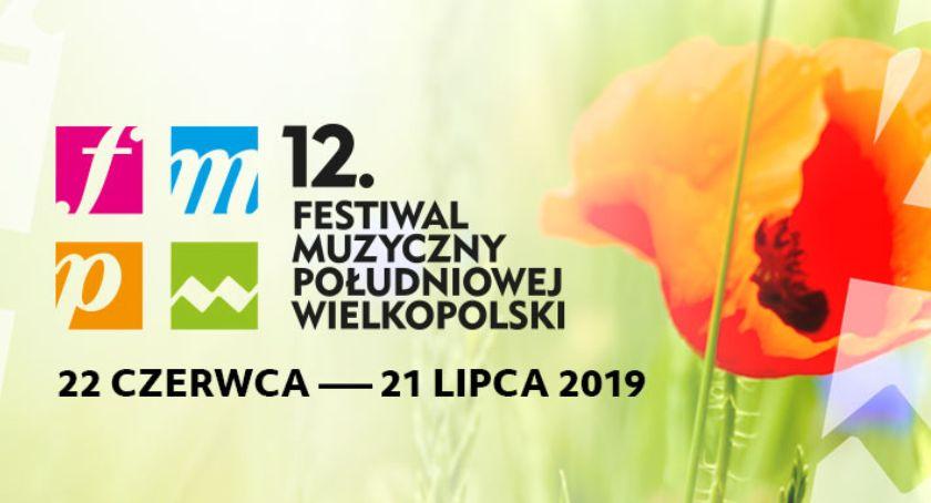 Koncerty, Lipcowe odsłony Festiwalu Muzycznego Południowej Wielkopolski - zdjęcie, fotografia