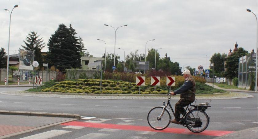 Wypadki drogowe, Rowerzysto szans! - zdjęcie, fotografia