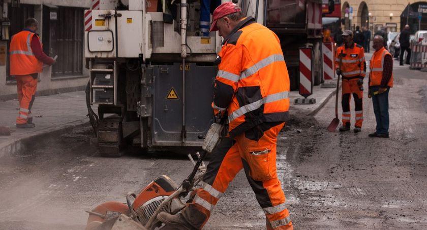 Drogownictwo, Planują przebudowę kaliskich - zdjęcie, fotografia