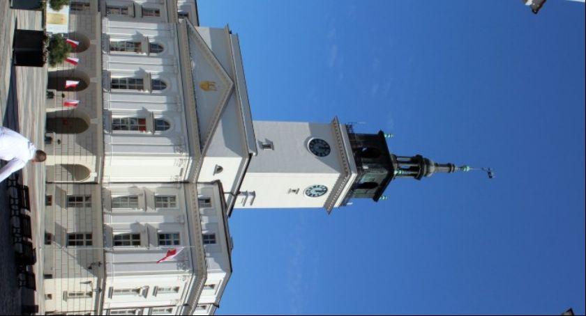Rada miasta, Raport stanie Kalisza - zdjęcie, fotografia