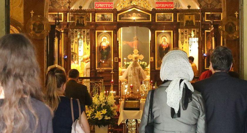 Kościoły, Święto kaliskiej cerkwi Wstęp wolny - zdjęcie, fotografia