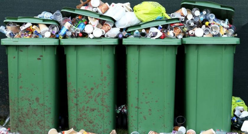 Śmieci, Segregacja śmieci czyli Iluzja prawem regulowana - zdjęcie, fotografia