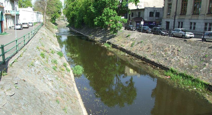 Ochrona środowiska - ekologia, Akcja sprzątania Prosny wyczyścić rzekę - zdjęcie, fotografia