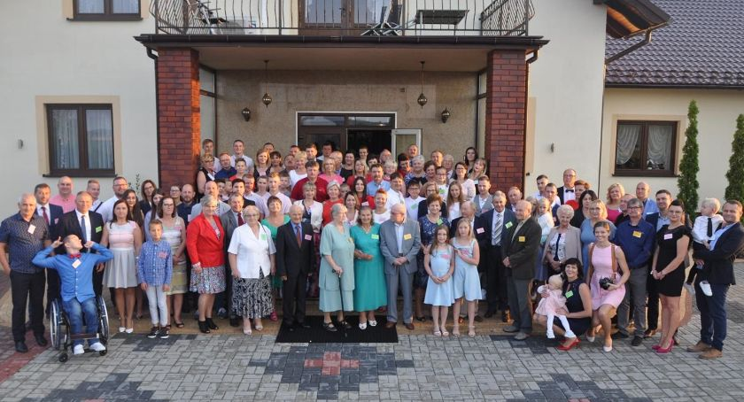 wiadomości z regionu, Pierwszy Zjazd Rodziny Chowańskich - zdjęcie, fotografia