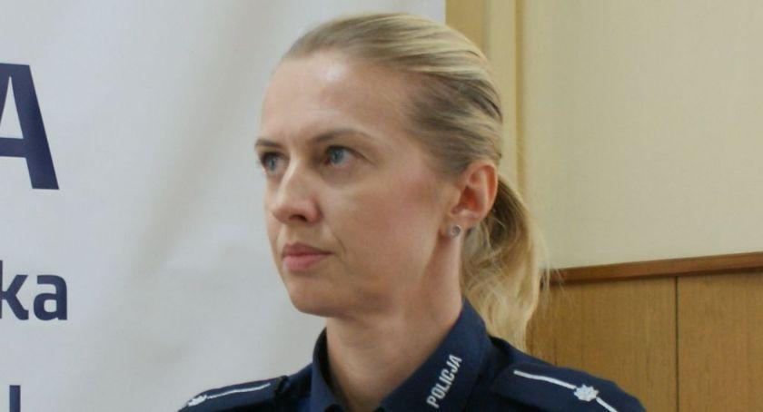 """Kronika Kryminalna, Oszukana """"na policjanta"""" - zdjęcie, fotografia"""