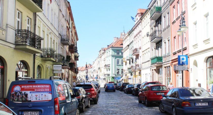 Inwestycje, Kalisz woonerfy Miasto ogłosiło kolejny przetarg - zdjęcie, fotografia